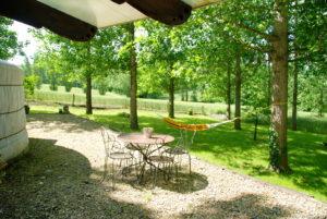 Gîte de vacances insolite 47 - Yourtes de Gascogne